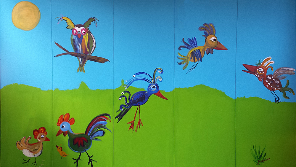 Muurschildering3